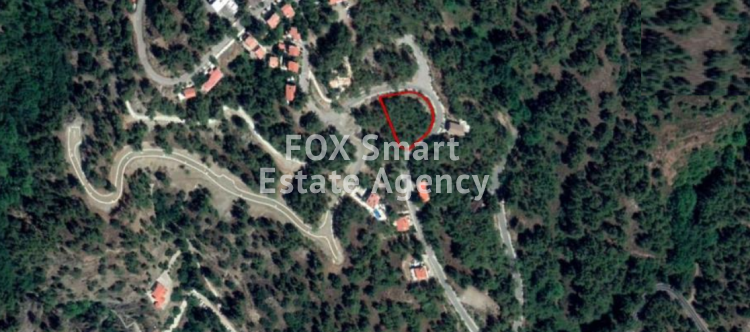 Residential Plot in Pano platres, Limassol