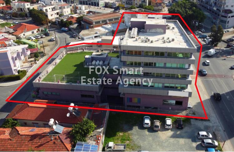 Building in Omonoia, Limassol