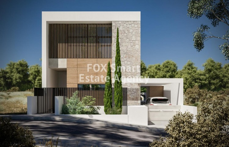 For Sale 3 Bedroom Semi-detached House in Panthea, Limassol