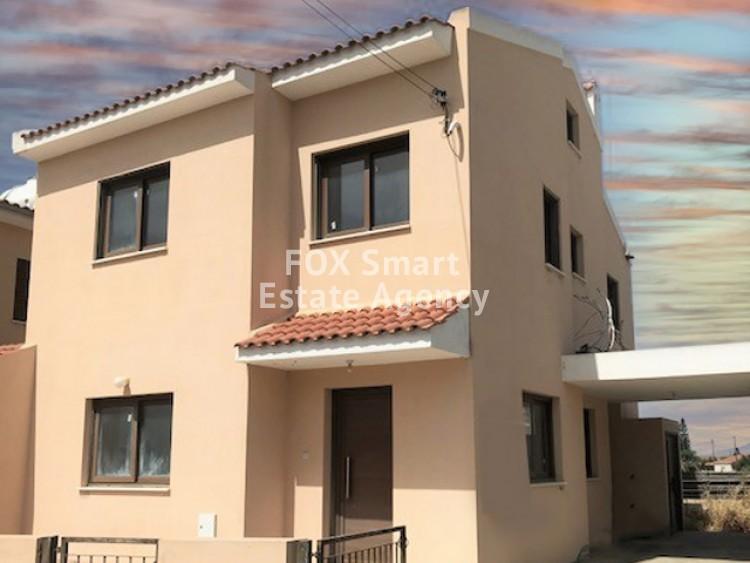 For Sale 3 Bedroom Maisonette House in Psimolofou, Nicosia