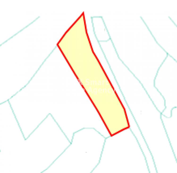 Residential Land in Tsada, Paphos
