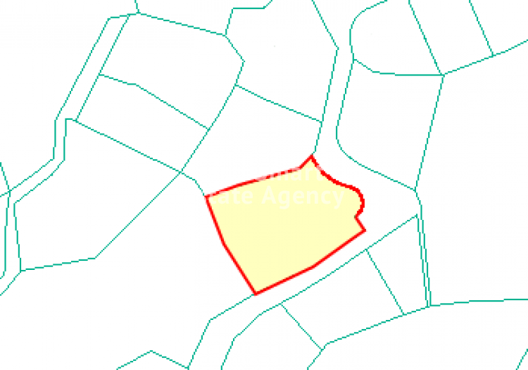 Land in Tsada, Paphos