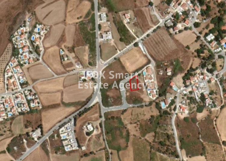Residential Plot in Kathikas, Paphos