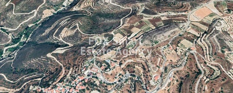 Residential Land in Agios therapon, Limassol