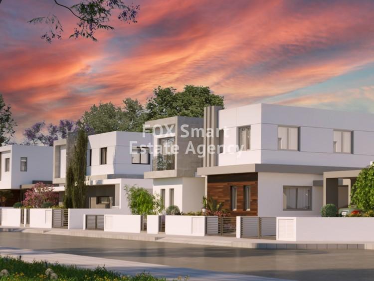 For Sale Luxury 4 Bedroom Maisonette House in Lakatameia, Nicosia