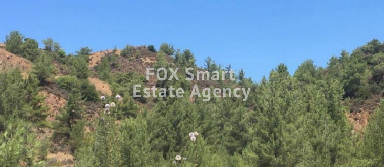 Land in Kato platres, Limassol