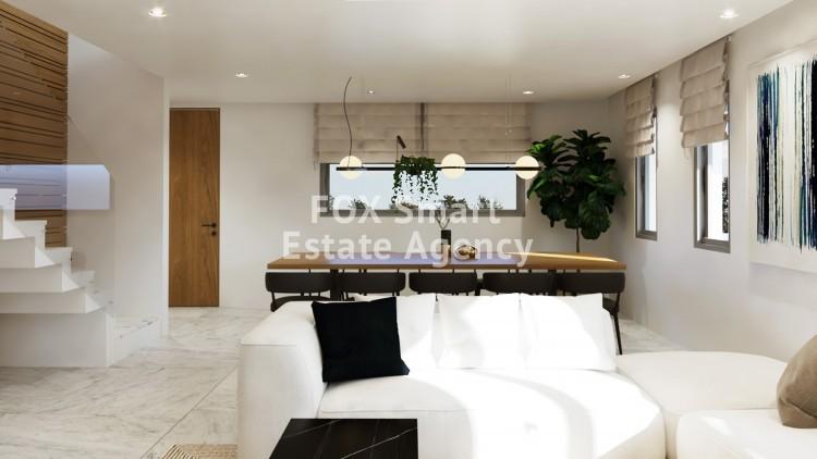 For Sale Luxury 3 Bedroom Maisonette House in Lakatameia, Nicosia