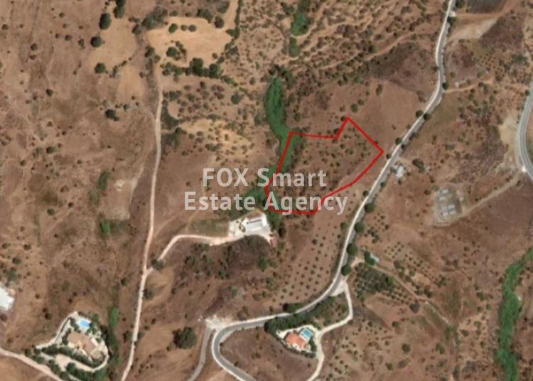 Residential Plot in Drousia, Drouseia, Paphos