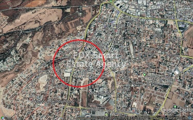 Residential Plot 539sqm (90% density) in Engomi, Nicosia