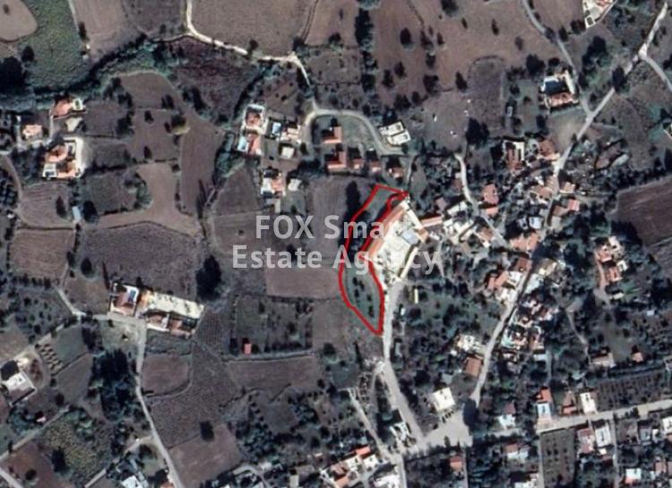 Residential Plot in Polemi, Paphos