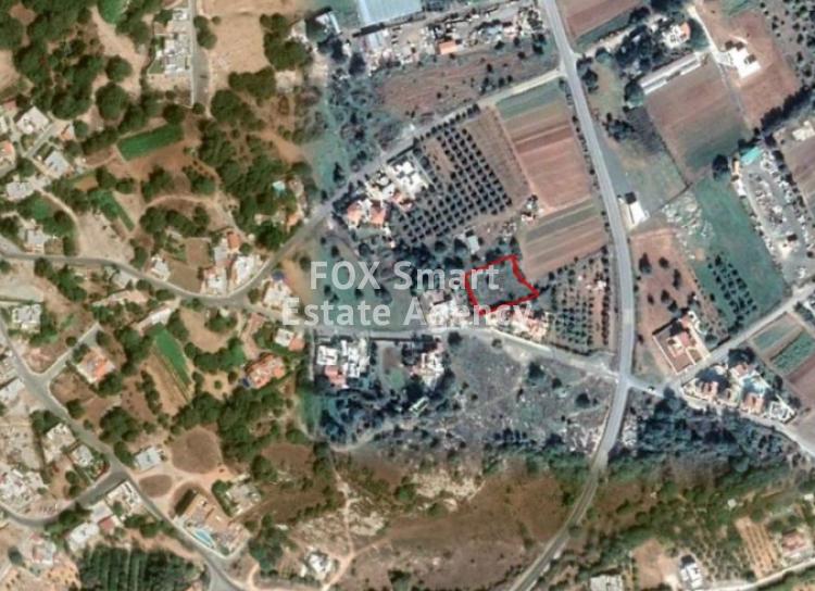 Residential Plot in Empa, Paphos
