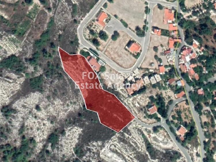 Residential Land in Kouka, Limassol