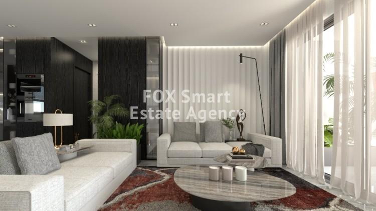 2  Bedroom Modern Apartment in Larnaca, Fire Station area