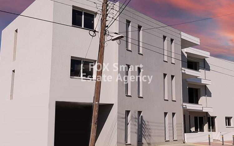 For Sale Incomplete 2 Bedroom Apartment in Latsia, Nicosia