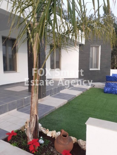 To Rent 3 Bedroom Bungalow (Single Level) House in Anglisides, Larnaca