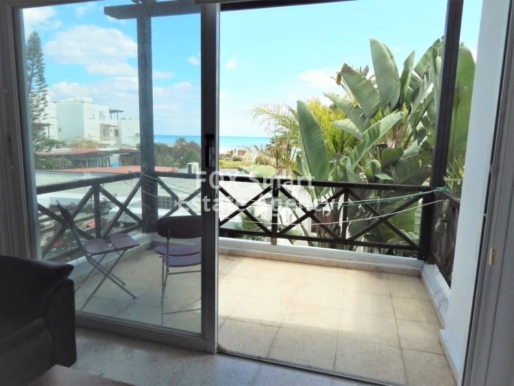 To Rent 2 Bedroom Sea View Apartment in Meneou, Larnaca