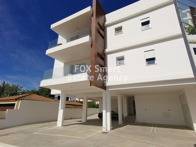 Ready modern luxury 2 bedroom flats very close to University of Nicosia, in Engomi