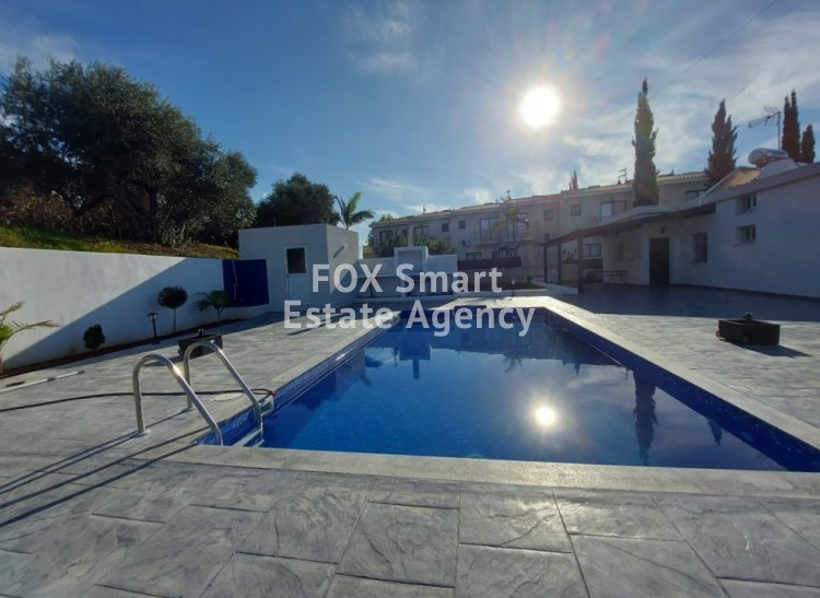 For Sale 3 Bedroom Bungalow (Single Level) House in Nea dimmata, Paphos