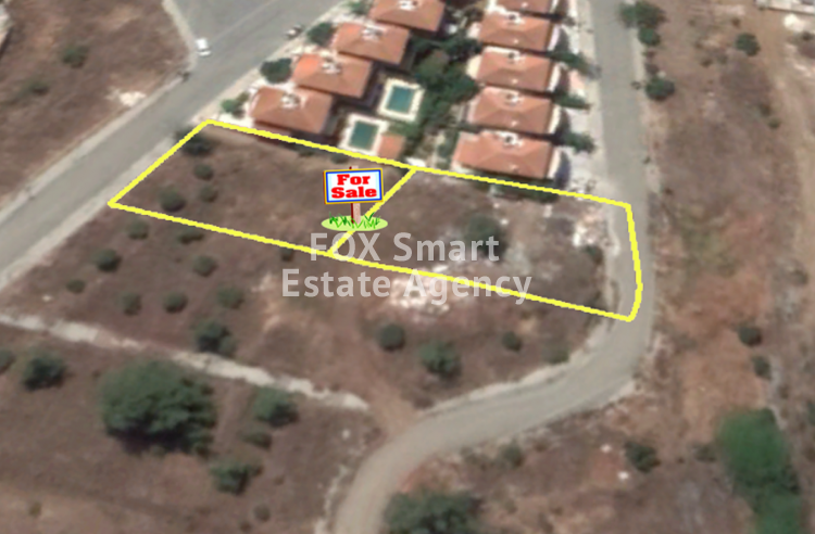 For Sale Two Adjacent Plots 1410sq.m total in Kalo Chorio Oreinis, Nicosia