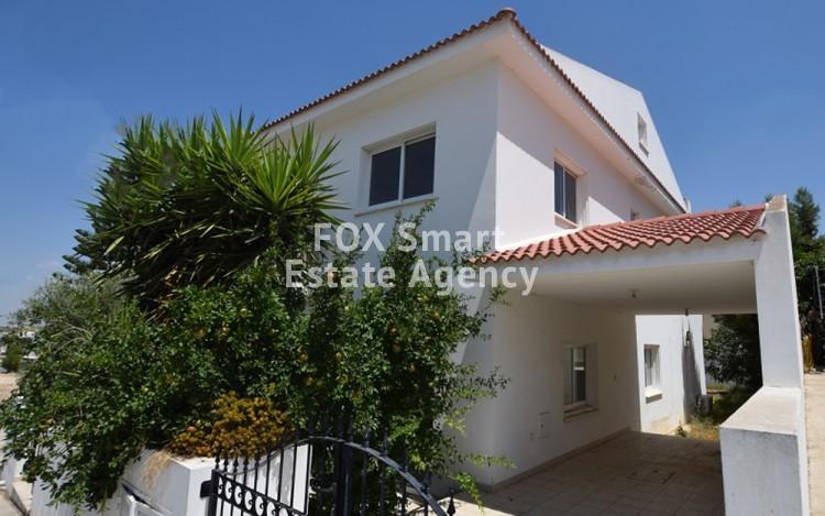 For Sale 4 Bedroom Maisonette House in Lakatameia, Nicosia
