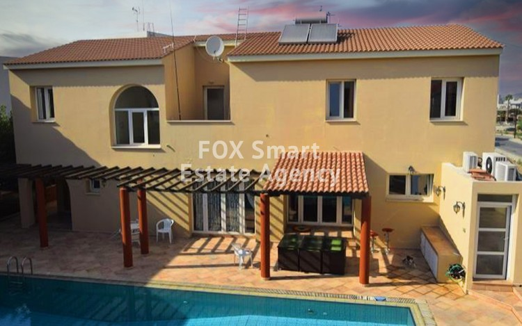 For Sale 4 Bedroom Semi-Detached Maisonette with communal pool in Strovolos, Nicosia