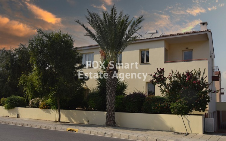For Sale Luxurious 4 Bedroom Maisonette with communal pool in Strovolos, Nicosia