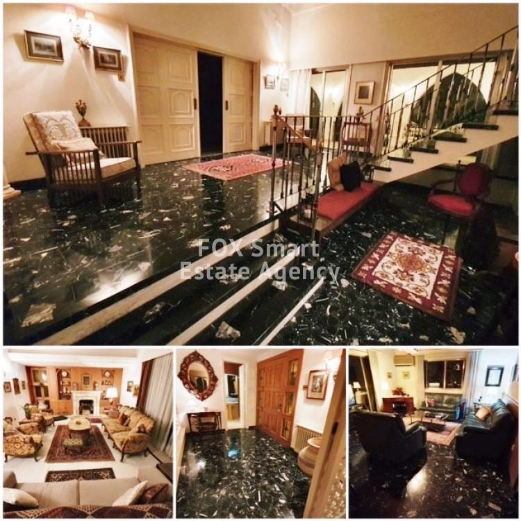 For Rent Luxury 5 Bedroom Detached House in Engomi, Nicosia