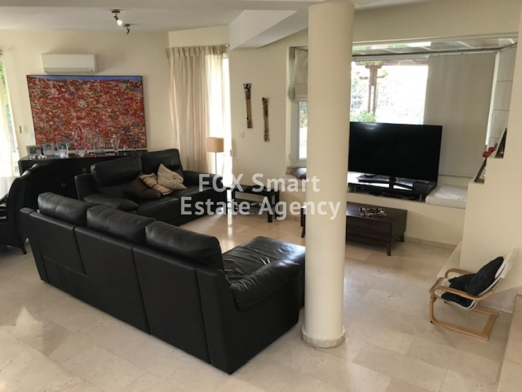 For Sale 4 Bedroom Detached House in Agios athanasios, Limassol