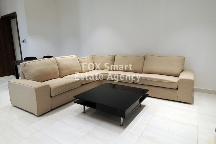 For Rent Fully Furnished  2 Bedroom Apartment in Nicosia Centre