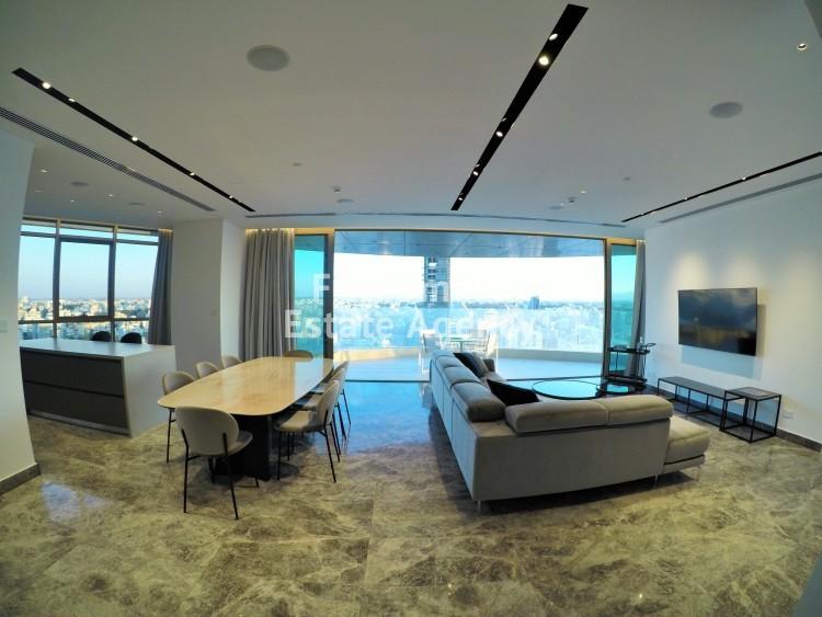 Innovative Top Luxury Apartment in Nicosia Centre