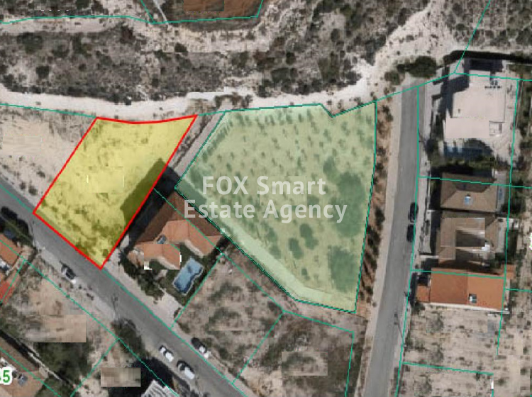 Residential Plot in Agia filaxi, Agia Fylaxis, Limassol