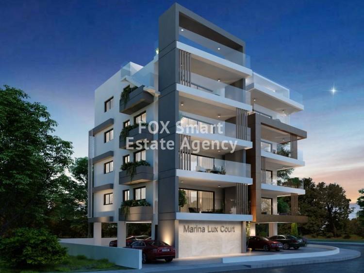 For Sale 2 Bedroom Top floor Apartment in Larnaca port area, Larnaca