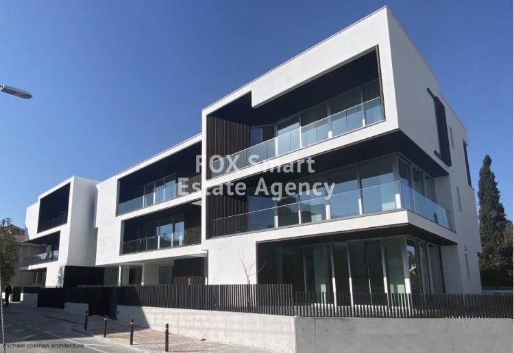 For Rent Luxury Modern 1 Bedroom Ground floor Apartment in Nicosia Centre