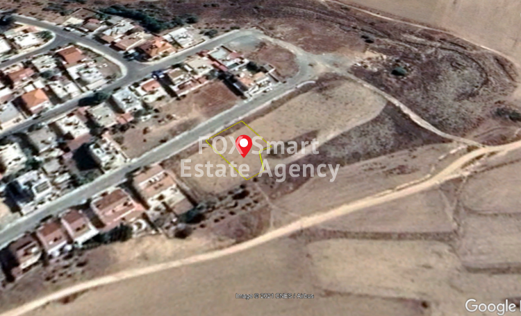 For Sale Large Plot 685sq.m in Geri, Nicosia