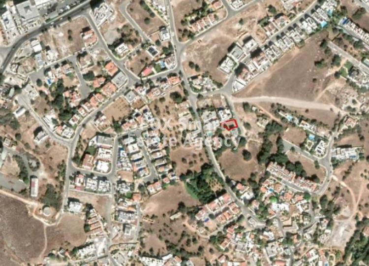 Residential Plot in Anavargos, Paphos