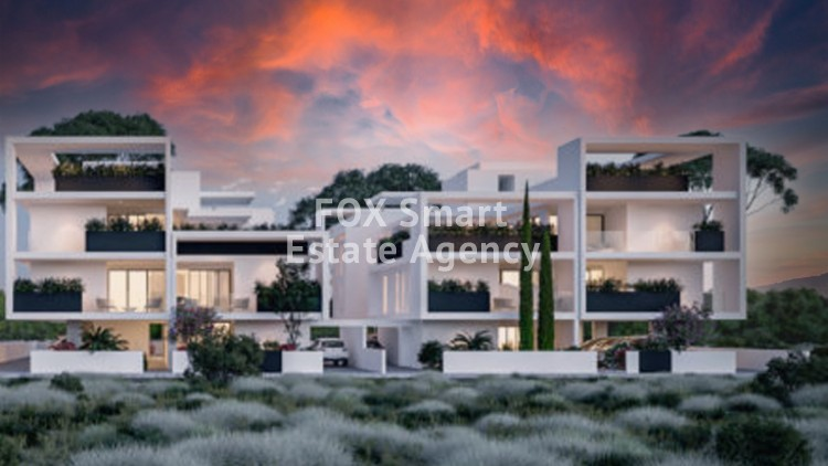 For Sale 2 Bedroom Ground floor Apartment in Lakatameia, Nicosia