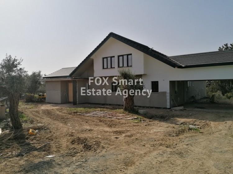 For Sale 4 Bedroom Detached House in Erimi, Limassol