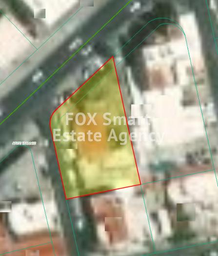 Plot in Agios ioannis , Limassol