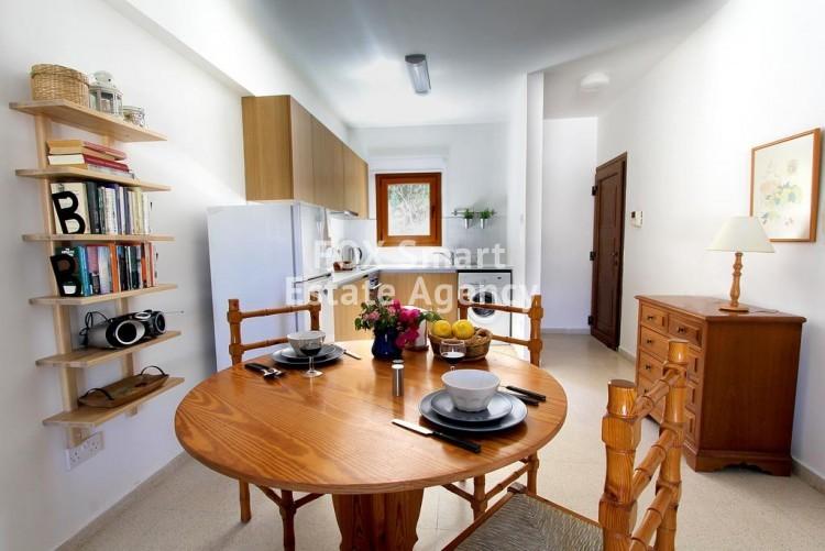 For Sale 2 Bedroom Ground floor (2-floor building) House in Pissouri, Limassol