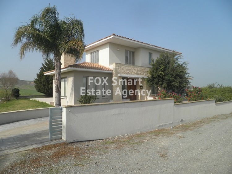 For Sale 4 Bedroom Detached House in Deftera, Nicosia