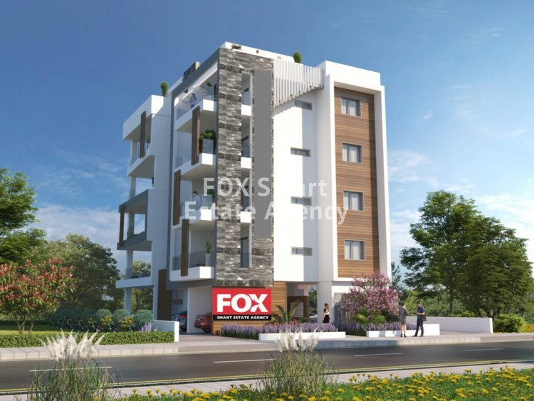 For sale -Under Construction- 2 bedroom apartments on 1st, 2nd, 3rd floor, and 4th floor with roof garden, in Cineplex area