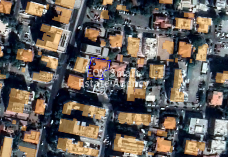 For Sale 540sq.m Plot in Agioi Omologites, Nicosia