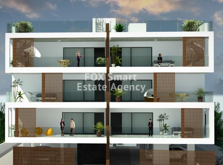 For Sale Luxurious 3 Bedroom Apartment in Engomi, Nicosia