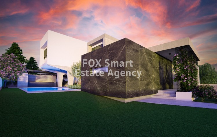 For Sale Luxury 4 Bedroom House in Strovolos, Nicosia