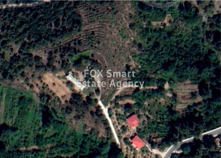 Residential Land in Prodromos, Limassol