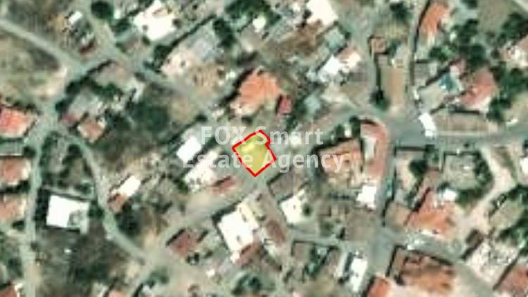 For Sale Two Residential Plots in Meniko, Nicosia