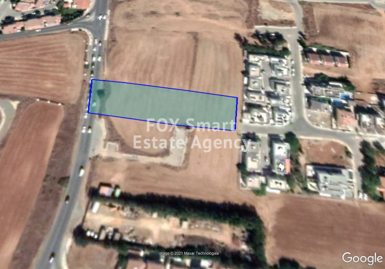For Sale Residential Land 3,577sq.m in Strovolos, Nicosia