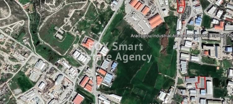 Industrial Land in Agios fanourios, Aradippou, Larnaca