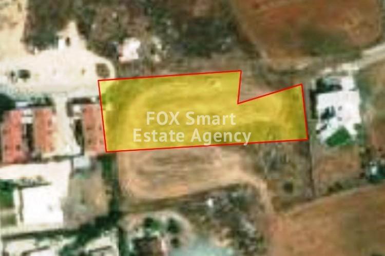 For Sale Residential Land 2,693sq.m in Kokkinotrimithia, Nicosia