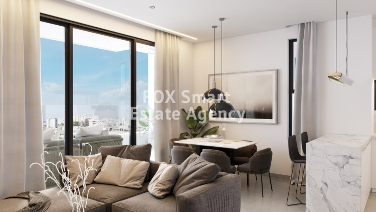 For Sale 2 Bedroom Apartment in Arc. makarios iii , Larnaca